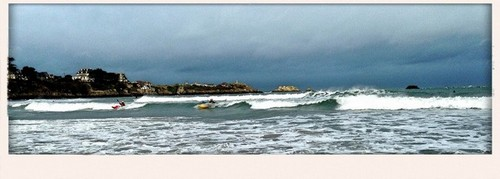 Surf Kayak Saint Lunaire