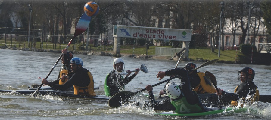 Kayak Polo Acigné